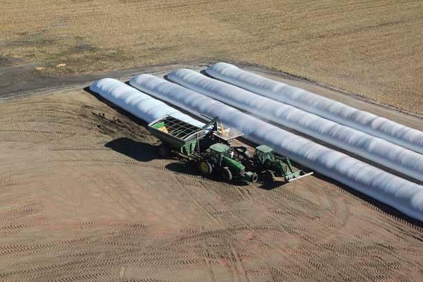Loftness-Grain Bagging Willmar MN