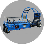 Hay and Forage Equipment at NESSA Inc