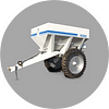 dry fertilizer spreaders
