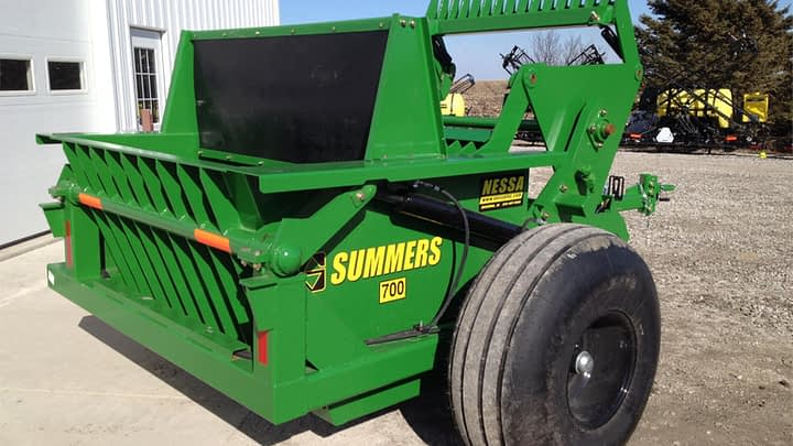 SUMMERS MFG 700-2