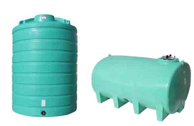 Enduraplas tanks